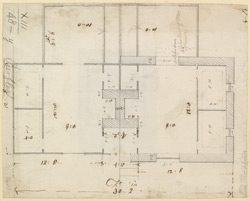 Architectural Drawing, Purfleet 48y